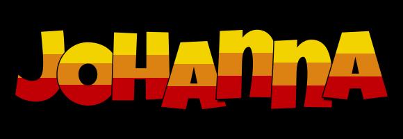 Johanna jungle logo