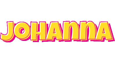 Johanna kaboom logo