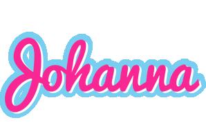Johanna popstar logo