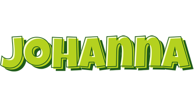 Johanna summer logo