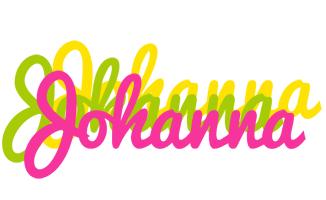 Johanna sweets logo