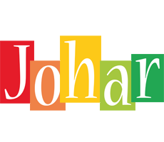 Johar colors logo