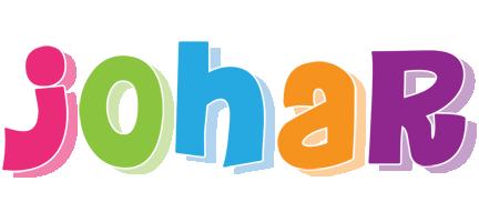 Johar friday logo