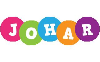Johar friends logo