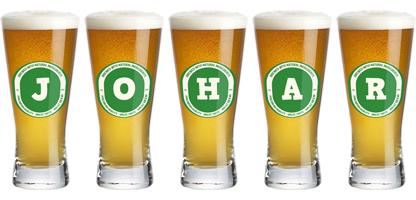 Johar lager logo
