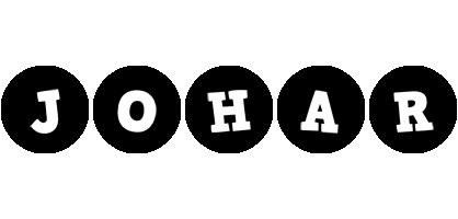 Johar tools logo