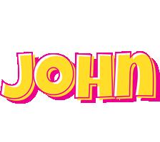 John kaboom logo