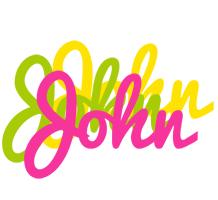 John sweets logo