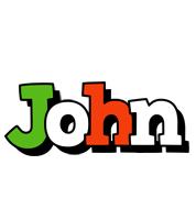 John venezia logo