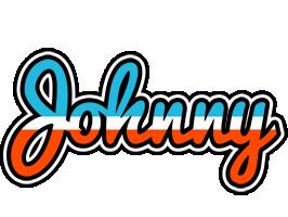 Johnny america logo