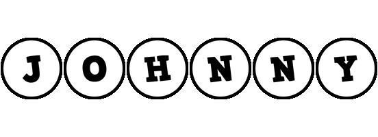 Johnny handy logo