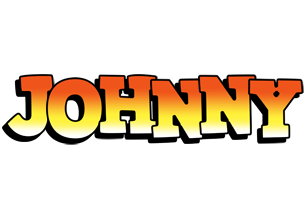 Johnny sunset logo