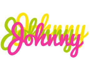 Johnny sweets logo