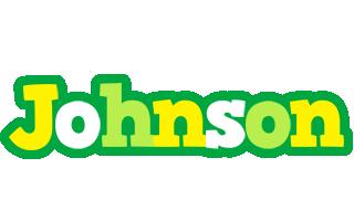 Johnson soccer logo