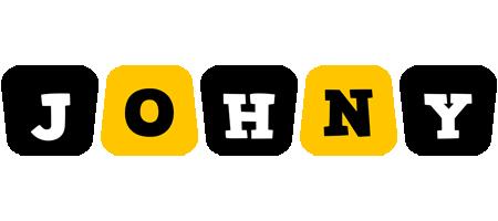 Johny boots logo