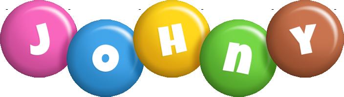 Johny candy logo