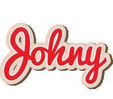 Johny chocolate logo