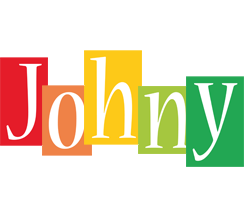 Johny colors logo