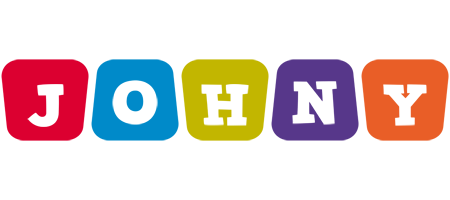 Johny daycare logo