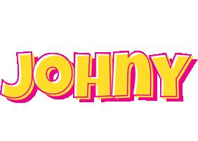 Johny kaboom logo