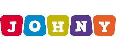 Johny kiddo logo