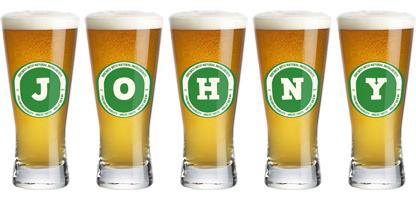 Johny lager logo
