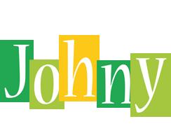 Johny lemonade logo