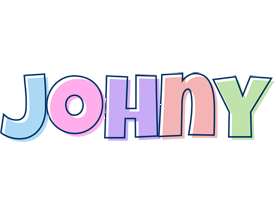 Johny pastel logo