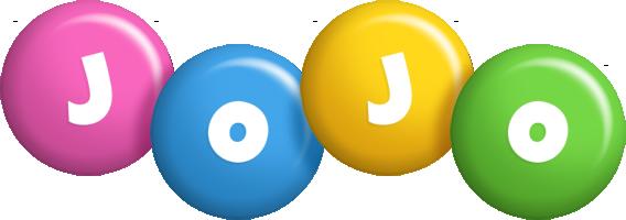 Jojo candy logo