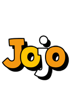 Jojo cartoon logo