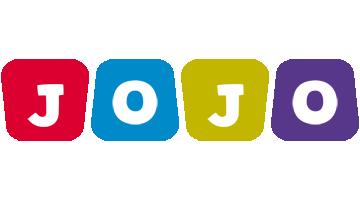 Jojo daycare logo