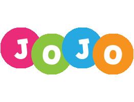 Jojo friends logo