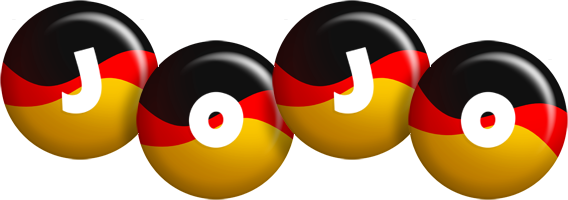 Jojo german logo