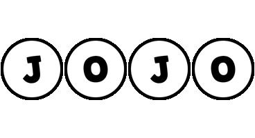 Jojo handy logo