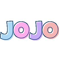 Jojo pastel logo
