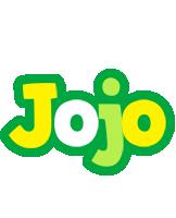 Jojo soccer logo