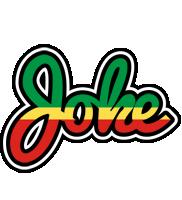 Joke african logo
