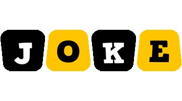 Joke boots logo