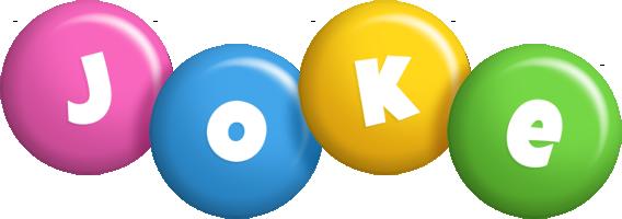 Joke candy logo
