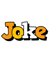 Joke cartoon logo