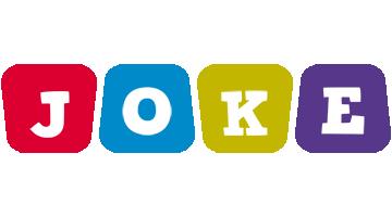 Joke daycare logo