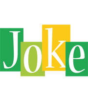 Joke lemonade logo