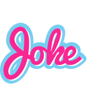 Joke popstar logo