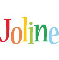 Joline birthday logo