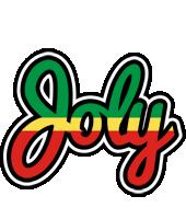 Joly african logo