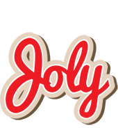 Joly chocolate logo