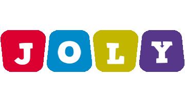 Joly daycare logo