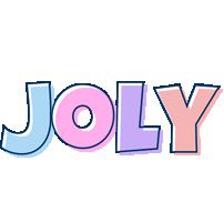 Joly pastel logo
