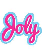 Joly popstar logo