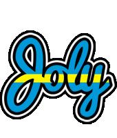 Joly sweden logo